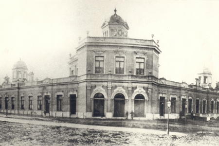 Buitensociëteit Arnhem 1892