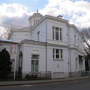 Voorbouw Museum Arnhem