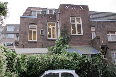 Achtergevel Dommelstraat 6