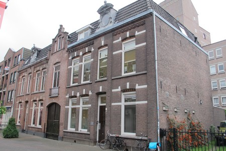 Voorgevel Dommelstraat 6