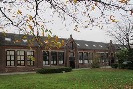 Zuidgevel school Hemelrijken