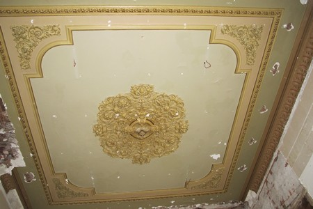 Stucplafond Dreef 26