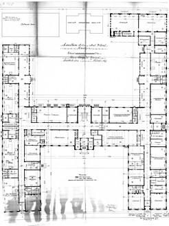 Ambachtsschool Haarlem Begane grond 1919