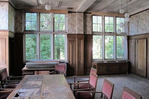Ambachtsschool Haarlem Interieur Bestuurskamer