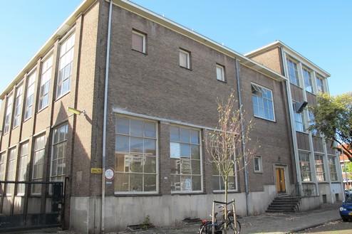 Ambachtsschool Haarlem Exterieur Uitbreiding 1958