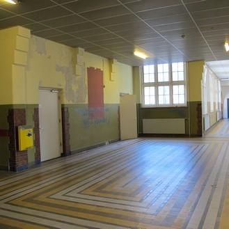 Ambachtsschool Haarlem Gangen