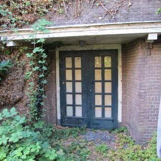 Ambachtsschool Haarlem Entree Fietsenkelder 1939