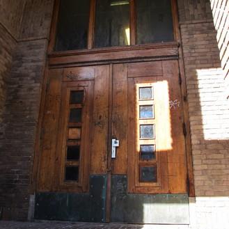 Ambachtsschool Haarlem Toegangsdeuren