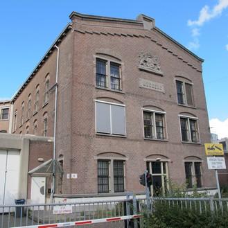 Huis van bewaring II Voorgevel administratiegebouw
