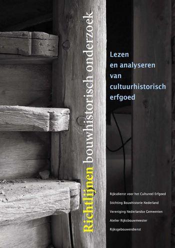 Richtlijnen bouwhistorisch onderzoek 2009