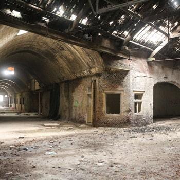 Fabriekscomplex Sphinx - Frontensingel Maastricht