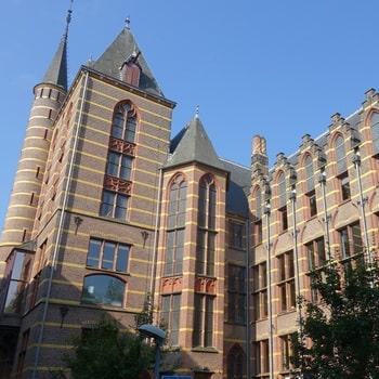 Het Kasteel - Melkweg 1 Groningen