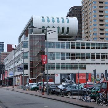 Las Palmas - Wilhelminakade Rotterdam