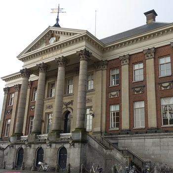 Stadhuis - Groningen