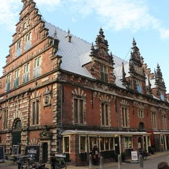 Vleeshal en Museum De Hallen - Haarlem