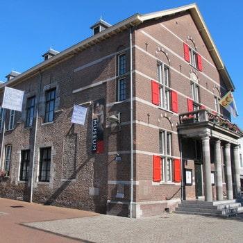Voormalig Raadhuis (Museum W.) - Markt 7 Weert