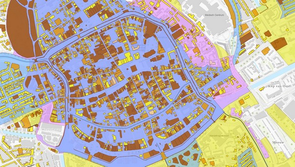 Cultuurhistorische Waardenkaart Groningen